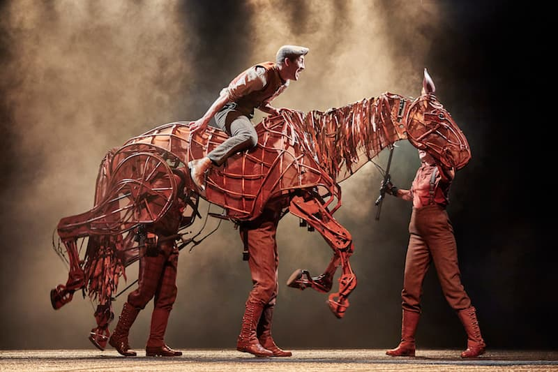 "Image result for war horse ""london theatre direct"""