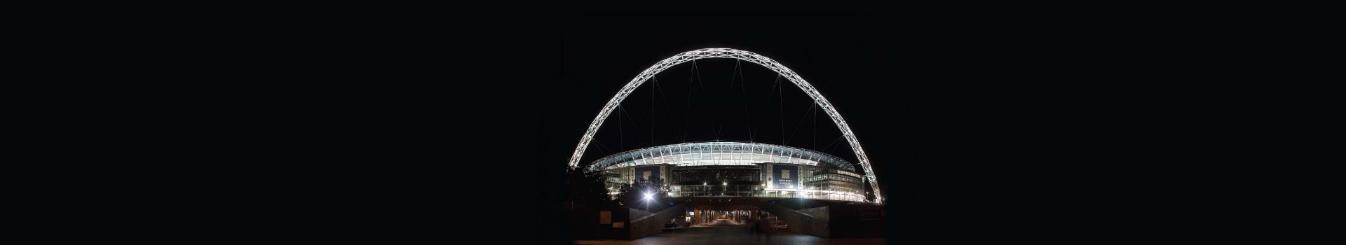 Wembley Stadium Tour banner image