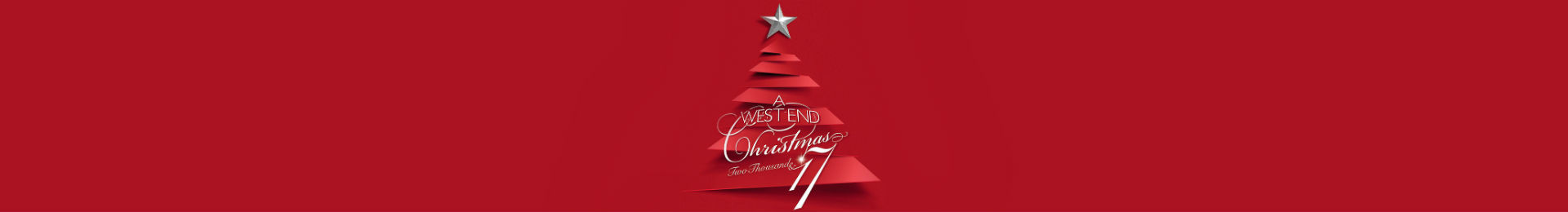 West End Christmas tickets