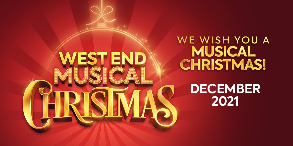 West End Musical Christmas  banner image