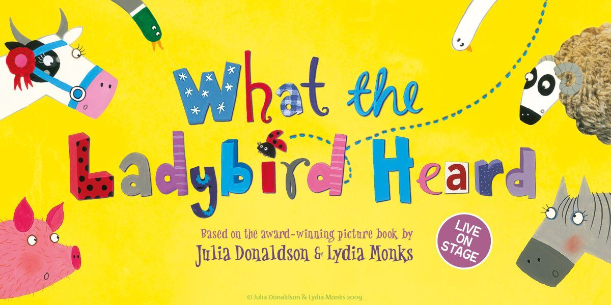 What The Ladybird Heard banner image