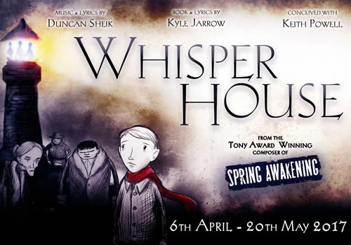 Whisper House tickets