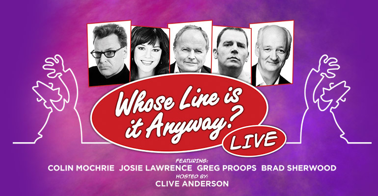 Whose Line Is It Anyway? Live gallery image