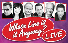 Whose Line Is It Anyway? Live