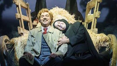 Young Frankenstein at Garrick Theatre,London
