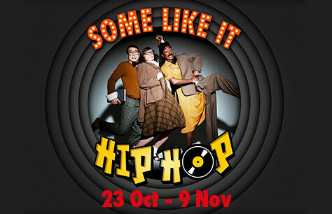 ZooNation: Some Like It Hip Hop Tickets