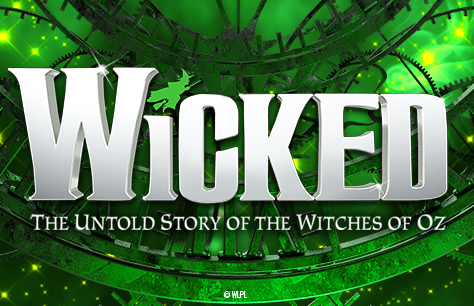 Wicked at the Apollo Victoria Theatre & Dinner at Pizza Express