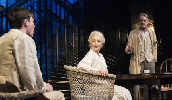 Long Day's Journey Into Night: Lesley Manville is a triumph