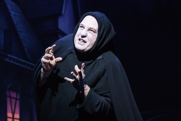 Cory English is now starring as Igor in Mel Brooks' cult classic Young Frankenstein