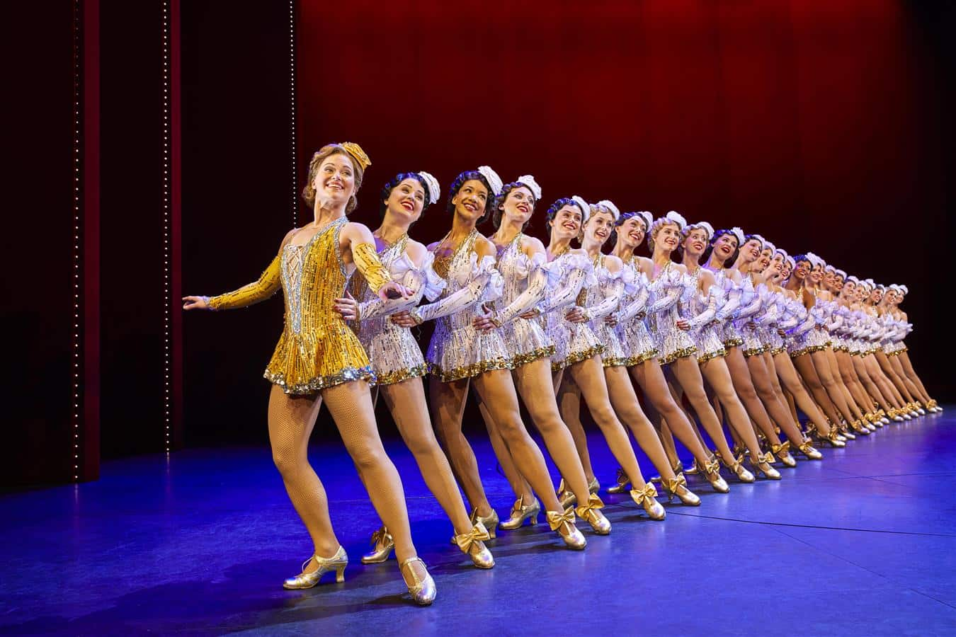 10 Great things about 42nd Street (a dancer's perspective)