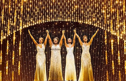 "Dreamgirls ""everything you would expect from a powerhouse Broadway show"""