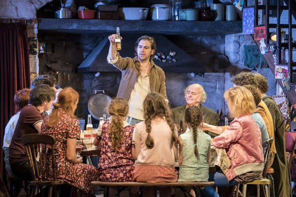 "The Ferryman ""will stay with you long after the curtain falls"""