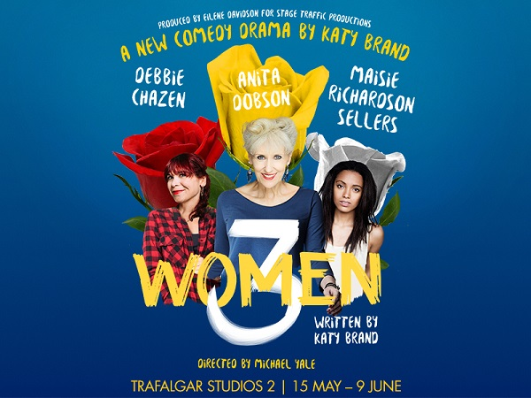 Anita Dobson set to lead the cast in a star-studded production of 3Women