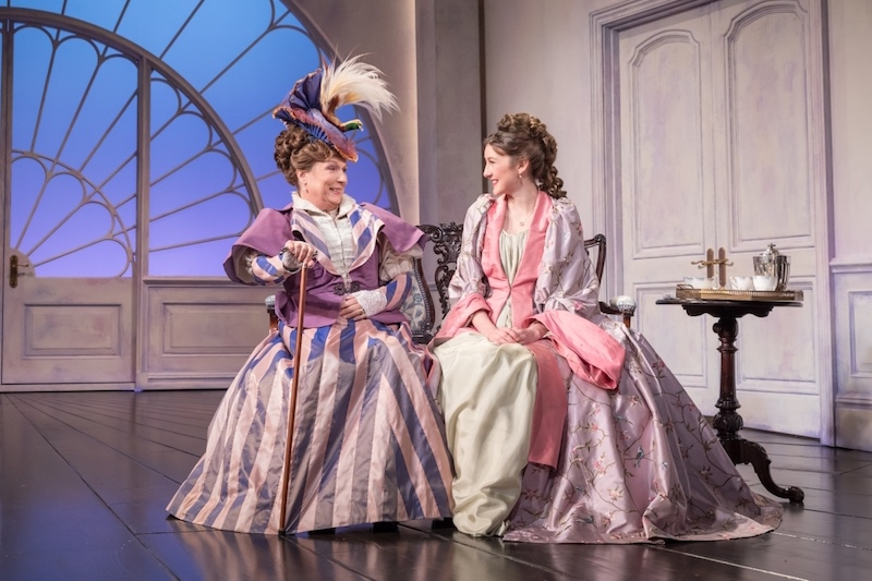 I'm a huge Fan of Lady Windermere