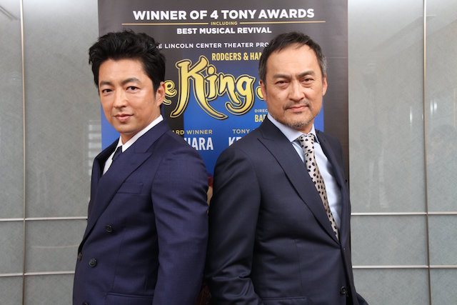 Famous Japanese actor to join cast for The King and I, plus extra performance added
