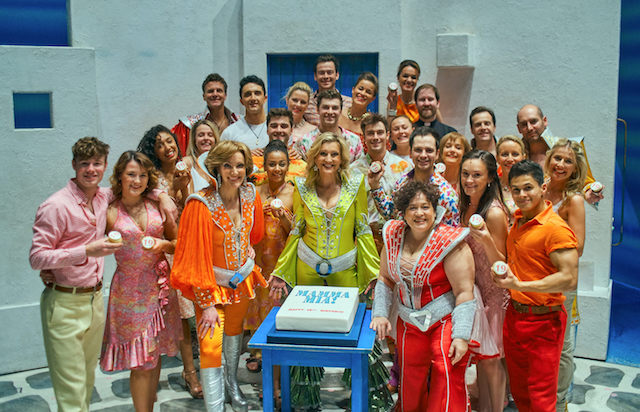 Mamma Mia! announces a West End extension and new cast