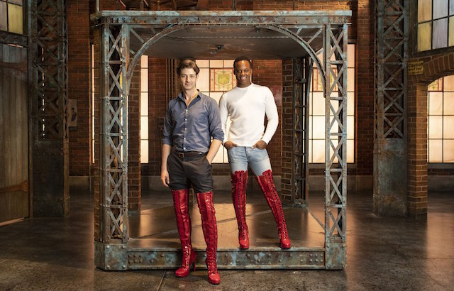 West End production of Kinky Boots announces new casting and extension