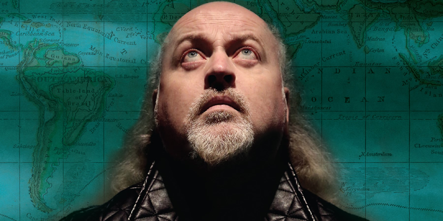 Bill Bailey announces London residency for his Larks In Transit comedy show