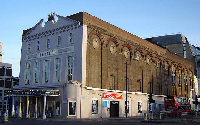 Old Vic celebrates 200 years!