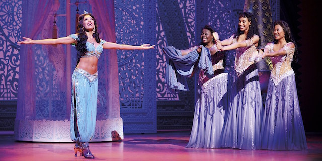 Q&A with Aladdin star Jade Ewen