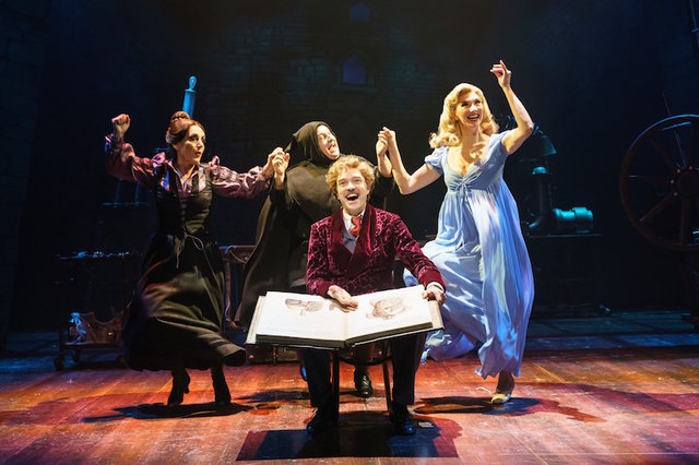 5 Reasons to see Young Frankenstein