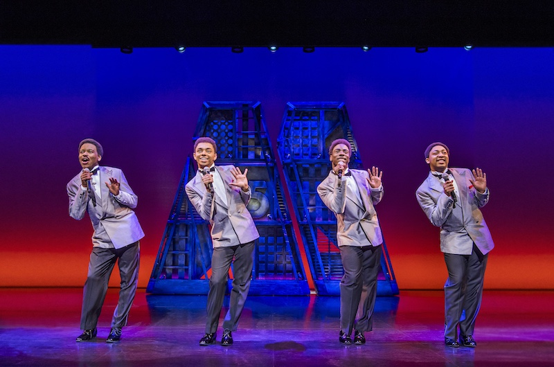 Motown The Musical extends its booking period