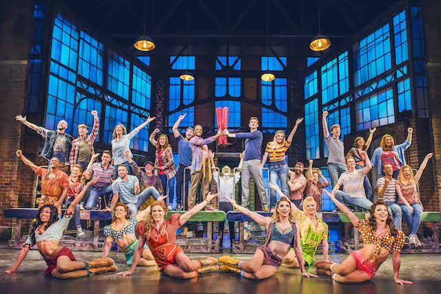 Sole-ful musical Kinky Boots announces West End closing