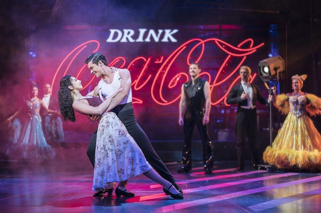 Strictly Ballroom the Musical