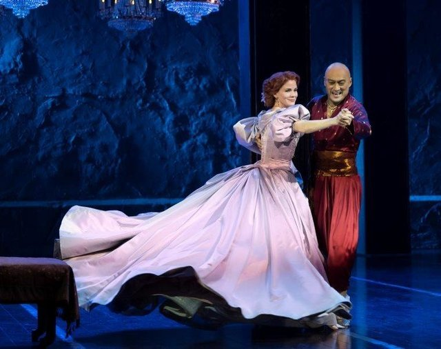 "The King and I ""akin to watching a great master at work"""