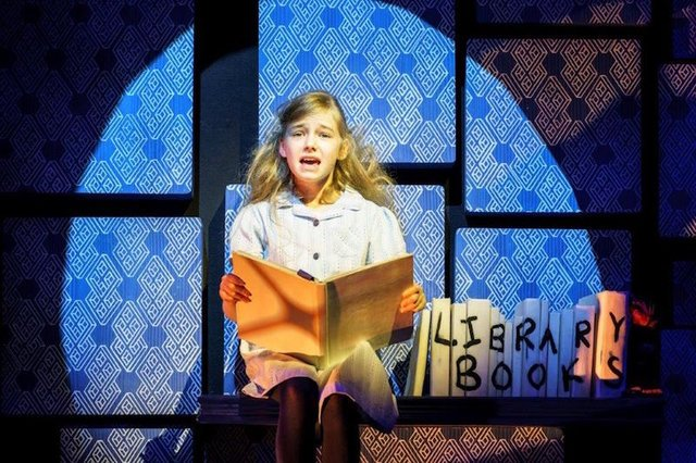 "Matilda ""a treat for both children and parents alike"""