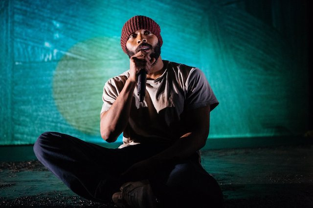 Arinzé Kene's Misty to transfer to London's West End