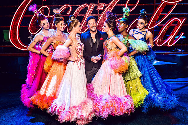 X-Factor winner Matt Cardle joins cast of Strictly Ballroom