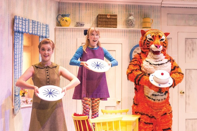 The Tiger Who Came to Tea Piccadilly Theatre Review