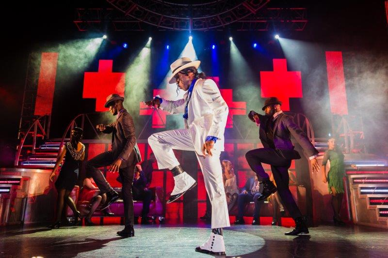 Thriller Live to celebrate its longevity with special Gala Charity Performance