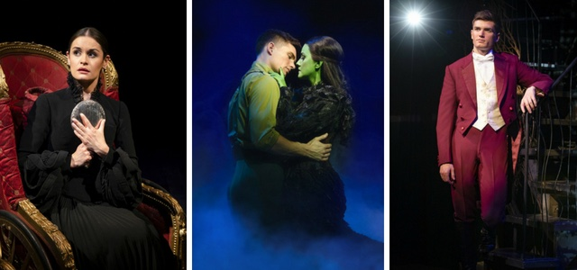 First look at new, principal cast members for Wicked, plus extra shows added