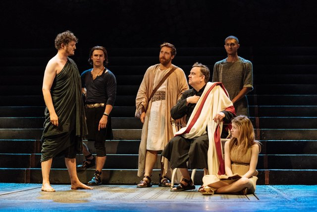 Imperium I: Conspirator at the Gielgud Theatre Review