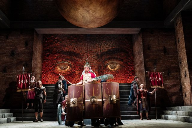 Imperium II: Dictator at the Gielgud Theatre Review