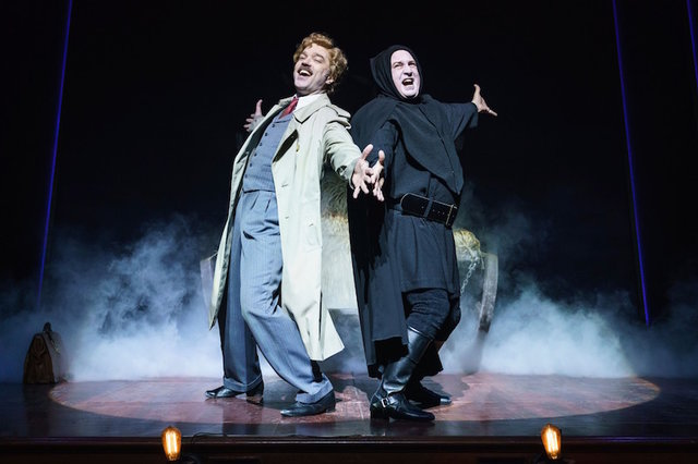 "Young Frankenstein  ""silly, witty, fun and clever"""