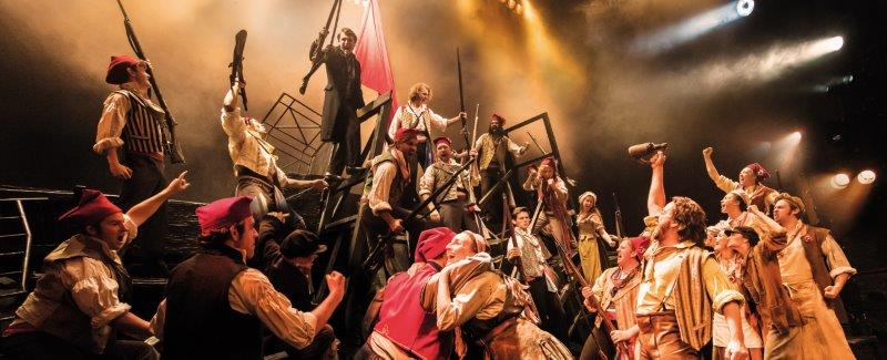 Les Miserables to move theatres due to renovation work