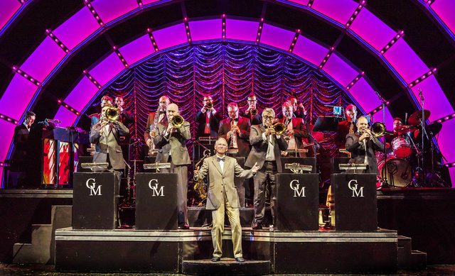 The Glenn Miller Story at the London Coliseum Review