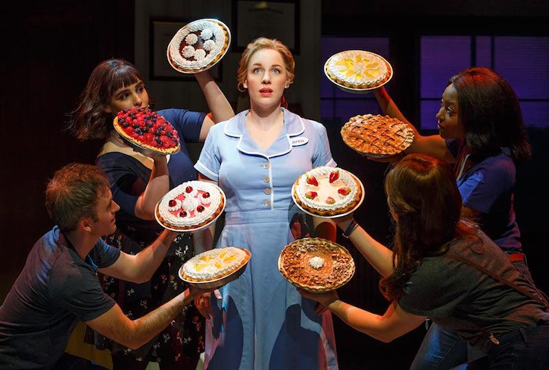 Broadway hit Waitress to transfer to London's West End Adelphi Theatre in 2019