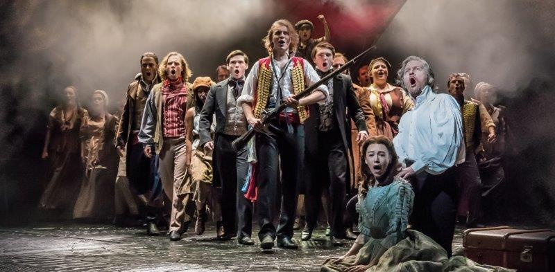 Top 5 Les Miserables Songs