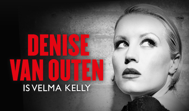 Denise van Outen returns to Chicago, this time as Velma Kelly