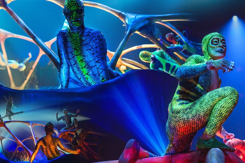 Cirque du Soleil returns to the West End with popular Totem show
