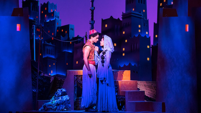 Aladdin announces West End closing to make way for Mary Poppins