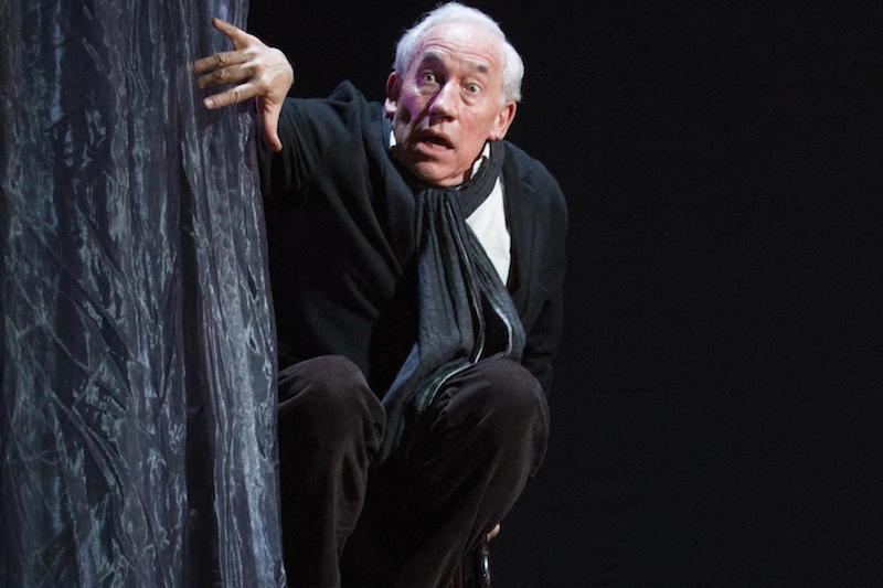 Spotlight on Simon Callow of A Christmas Carol
