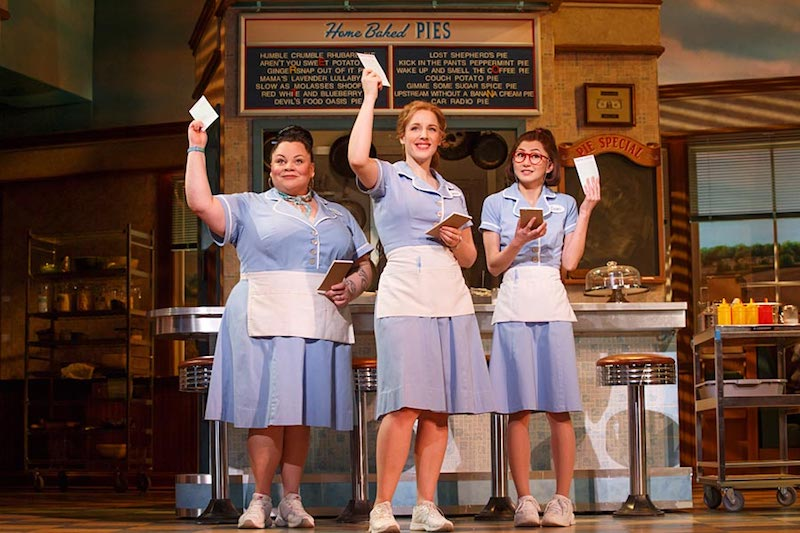 Everything we know about the West End transfer of Waitress The Musical
