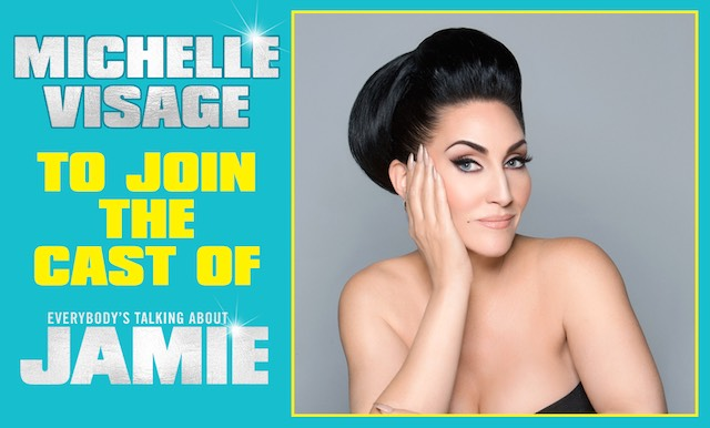 RuPaul's Drag Race judge Michelle Visage to join cast of Everybody's Talking About Jamie