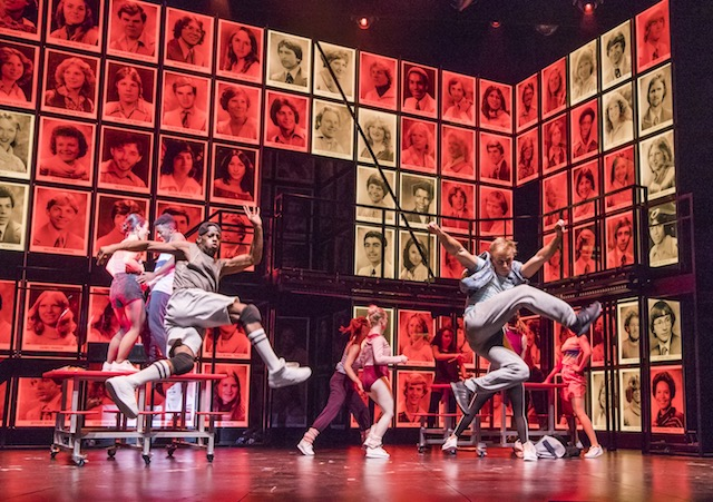30th-anniversary tour of Fame will be making a stop in London next year