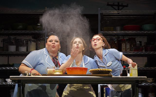 Booking period announced for West End transfer of Waitress